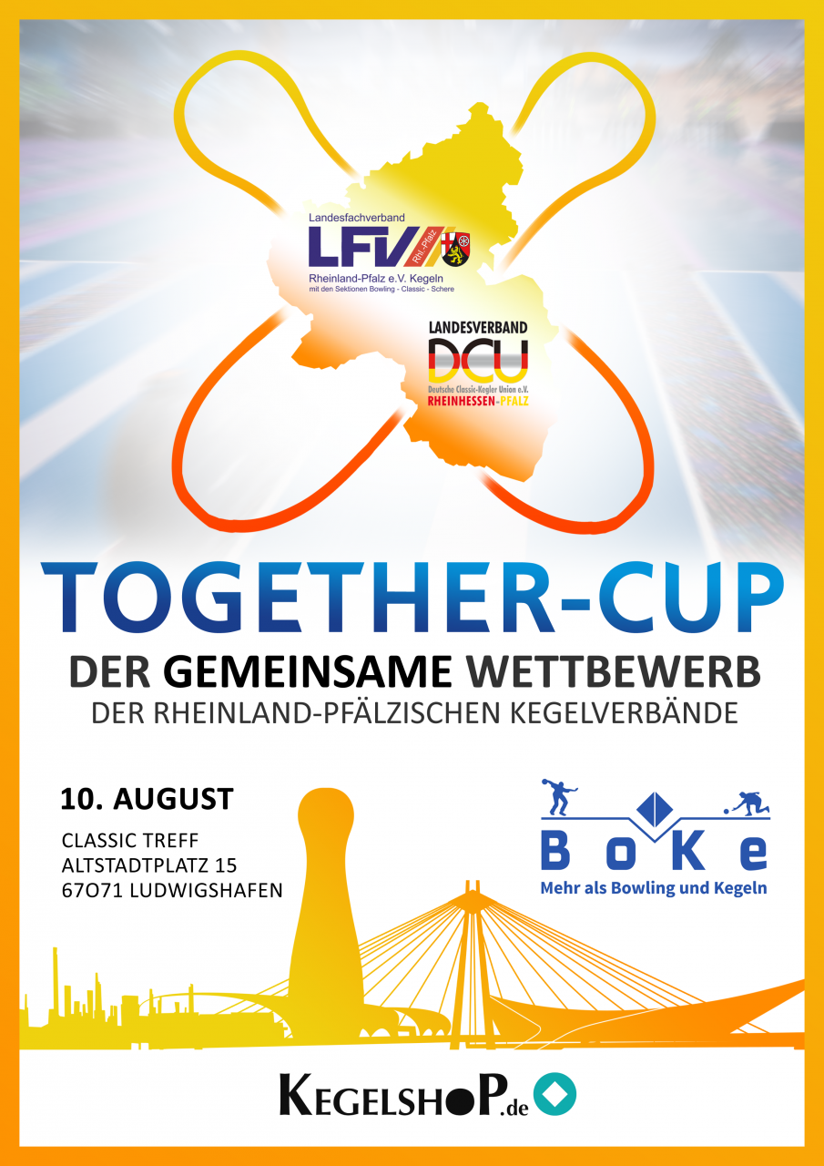 Plakat Together-Cup